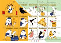 クルトの切手