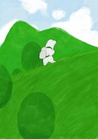 山を越えて