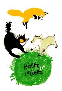 猫キツネシンボル
